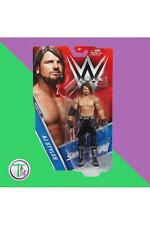 WWE AJ STYLES A J SMACKDOWN LIVE MATTEL BASIC SERIES 73 WRESTLING FIGURE ACTION
