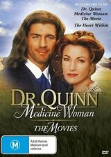 Dr Quinn Medicine Woman: The Movies (2 Movies) NEW R4 DVD
