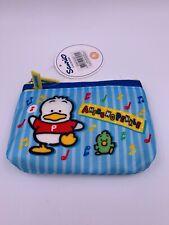 Sanrio Ahiru No Pekkle Zippered Pouch (E1)
