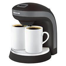 Sencor SCE 2000bk manual cafetera 0.3l 2 tazas bandeja de goteo 350 W negro