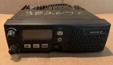 Ericsson Mobile Radio Krd 103 14321 R1a 2 Way Mobile Radio 800 Mhz 25 Watt 2
