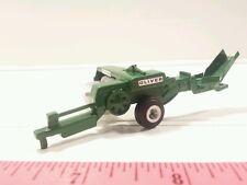1/64 ertl custom agco white oliver small square baler farm toy free shipping!