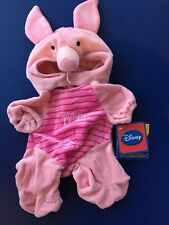 NEW Build-A-Bear DISNEY PIGLET COSTUME Winnie Pooh PLUSH PINK Teddy Outfit