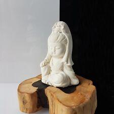 Miniature Small meditation Guanyin G1, Zen/Fairy Garden Supplies DIY Accessory