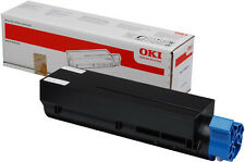 Original OKI Toner schwarz 44917602 12.000 Seiten zu B431D B431DN MB491 Plus LP