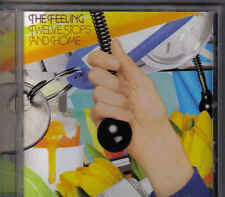 The Feeling-Twelve Stops And Home cd album