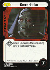 STAR Wars pocketmodel - (ga099) rune haako