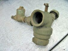 New listing 3/4 Lh Lunkenheimer Carb or Fuel Mixer Old Gas Hit and Miss Engine
