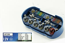 WOW Autolampen Set H7 12V Lampen Innenlichter Sicherungen Birnen