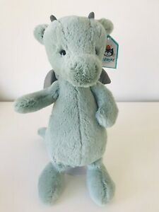 JELLYCAT Bashful Dragon Medium 31cm - Soft plush toy