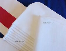 10x 100% COTTON MUSLIN FACIAL CLOTH Massage Invigorate Face Skin Care Super Soft