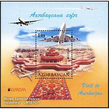 Aserbaidschan Azerbaijan Europa CEPT 2012, Visit ..., Block ** (postfrisch)