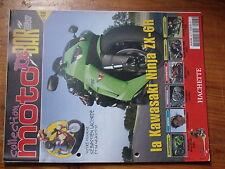 $$ Fascicule Hachette Collection Moto Joe Bar Team N°48 Kawasaki Ninja ZX-6R