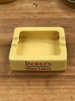 Vintage Dewars Beer Pub Ashtray