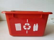 Step 2 Best Chef's Play Kitchen Replacement Red Recycle Bin