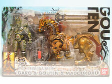 [FROM JAPAN]Equip & Prop Vol.4 GARO Garo Taiga Ver. & Gouten & Madoukoku Act...