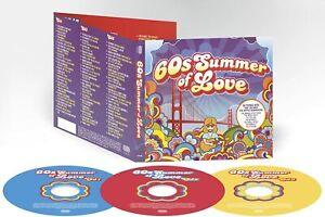60s Summer of Love - (Various Artists)  3 CDs  JJ