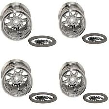 Axial AX8043 40 Series 8 Spok 17mm Beadlock Wheels/Rims (4) Savage Revo T-Maxx