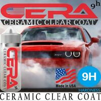 SERUM CERAMIC CAR COATING SHIELD 9H PRO GRADE SHINE NANO ARMOR WATER BEADER DIY