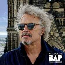 Niedecken´s BAP  Alles Fliesst  ( Album 2020 ) CD NEU & OVP