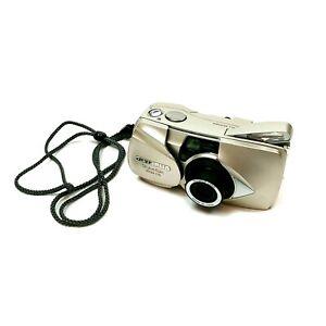 Olympus Stylus Epic Zoom 115 Auto Focus 35mm Film Camera w/ Samsonite Case