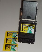 MARS MEI VN2542 U5 validator 24volt MDB, will take $1, $2 & New $5.00
