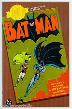 BATMAN #1 NM *MILLENNIUM CHROMIUM REPRINT* BOB KANE JERRY ROBINSON ART 1940-2001