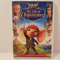 The Tale of Despereaux (DVD, 2008) Matthew Broderick Dustin Hoffman Kevin Kline