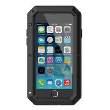 Waterproof Shockproof Metal Aluminum Gorilla Case  For iPhone 6 6s 7 8 Plus X