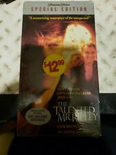 The Talented Mr. Ripley - Vhs - Brand New