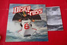 LP DISCO CROSS 6 COMPILATION VALERIE DORE-CHRIS REA....