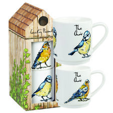 Churchill China Country Pursuits The Choir Stacking Mug Set of 2