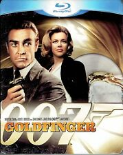 BLU RAY - GOLDFINGER - Sean Connery