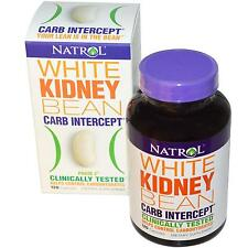 Carb Intercept Phase 2 White Kidney Bean - 120 Capsules by Natrol - Weight Loss