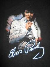 Vintage AAA Style Label - ELVIS PRESLEY (LG) T-Shirt