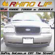 Crown Victoria Montego Milan LTD Marquis Cougar T-Bird Splitter Spoiler Chin Lip