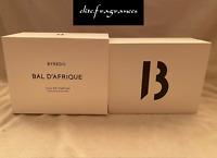 Byredo Bal D'Afrique Eau De Parfum 100 ml 3.3 fl.oz. New with box Sealed