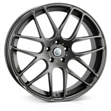 "19"" CADES BERN ACCENT ALLOY WHEELS FITS VW GOLF PASSAT CADDY EOS SEAT GUNMETAL"