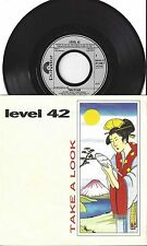 "Level 42  ‎– Take A Look    7"" Vinyl"