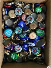Lot of 700+ Used Beer Bottle Caps Mixed Variety-- NO DENTS--