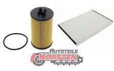 FilterSet (S): 1x Ölfilter, 1x Innenraumfilter