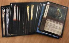 LOTR TCG Lord of the Rings MOUNT DOOM Uncommon Set INCOMPLETE 25/40 Cards