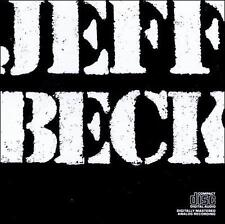 Jeff Beck - There & Back (Sealed CD)