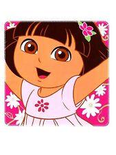 Dora The Explorer Licensed Magic Face Washer Cloth Towel Kids Girls Nickelodeon