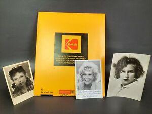 Leni Riefenstahl Nachlass - Kodak Fotographisches Papier 24 x 30,5  ++++