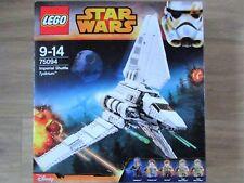 Juego De Lego 75094 Star Wars Imperial Shuttle Tydirium NISB