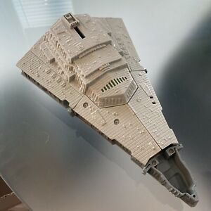 (Incomplete) Star Wars Micro Machines STAR DESTROYER Space Fortress Playset
