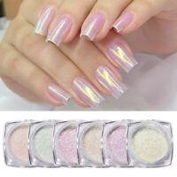 BORN PRETTY Chameleonic Nail Glitter Powder Pearl Pigment Nail Art Decoration