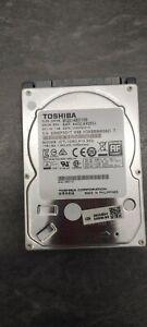 MQ01ABD100  Toshiba MQ01ABD100- Disque dur interne 2,5'' 1000 Go SATA II