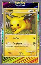 Pikachu - HS:HeartGold SoulSilver - 78/123 - Carte Pokemon Neuve Française